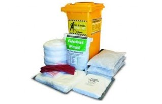 High Performance Outdoor Spill Kit 120 litre