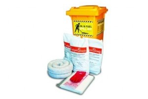Budget Oil & Fuel Spill Kit 120ltr