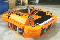 Interchangable Element Skimmer