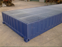 Dangerous Goods Containers and Tubs