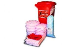 High Performance Hazchem Spill Kit 120 litre