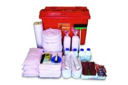 High Performance Mobile Hazchem Spill Kit 660 litre