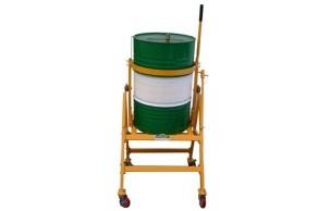 Safe Pour Decanting Cradle 200L