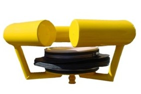 Pit Weir Skimmer 5000 L/hr