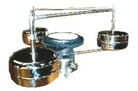 Weir Skimmer Stainless Steel 5000 L/hr