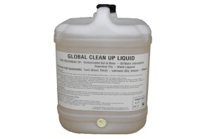 Global Clean Up Treatment 20 Litres