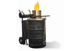 Turbo Burn Electric Incinerator