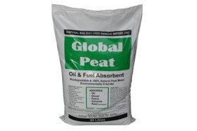 Global Peat Oil & Fuel Absorbent