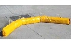 PVC Sand Filled Barrier - 1.2m Long