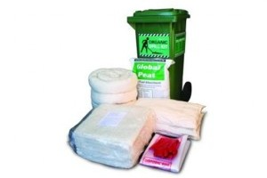 Organic Cotton Spill Kit 120ltr - SKH120O