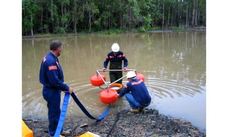 Spills on Water Training Course