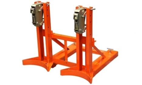 Forklift Gator Grab Two Drum - FGG2