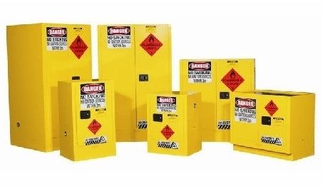 DG Safety Storage Cabinets
