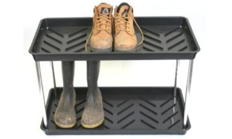 Two Tier Tuff Tray - 2 x 13L - G105BOOT